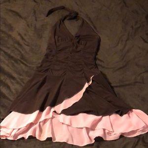 Brown dress. Size M